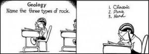 3tipos de rocha